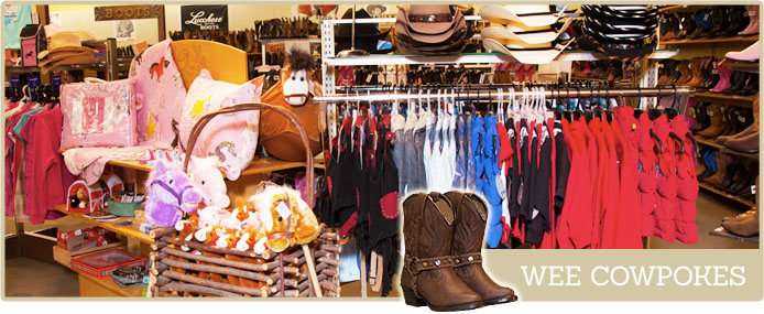 Kids Western Boots, Hats, Toys and Clothes