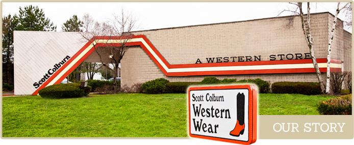 Scott Colburn Boots & Western Wear store