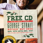 Take George Strait Home for the Holidays
