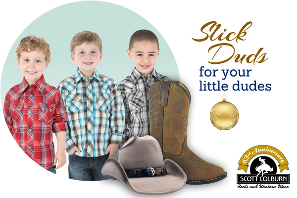 Western gift ideas for kids