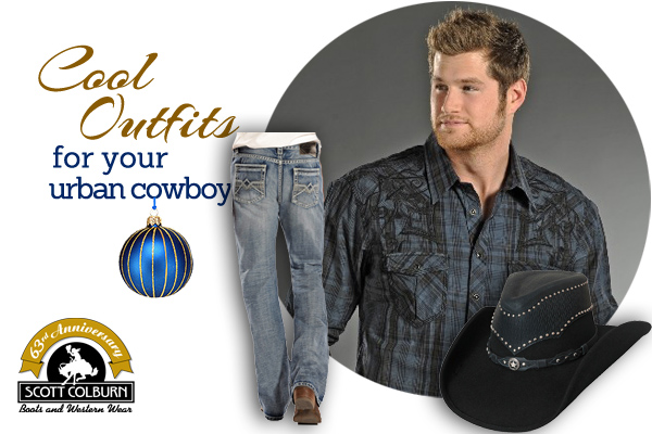 Western gift ideas for men