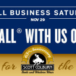Shop Small with us on November 29 - Western Gifts for the Whole Family