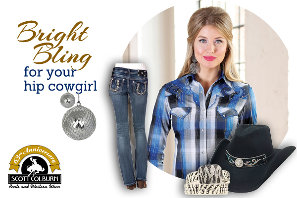 Western gift ideas for women