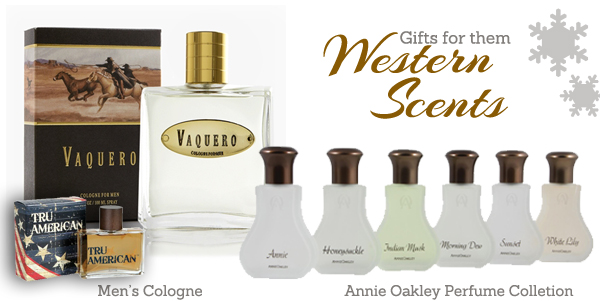 Western Perfumes and Colognes