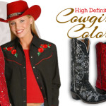 High Definition Cowgirl Color - Ladies' Western hats, boots, and apparel