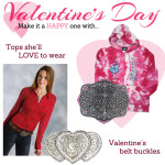 Valentine's Day gift ideas - Western wear