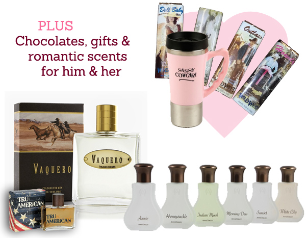 Valentine's Day gift ideas - Western