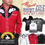 Scott Colburn Boots and Western Wear July Buy 2 Get 1 Free Sale
