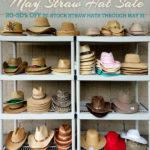 SCWW 0516 straw hat sale