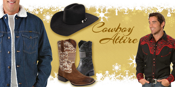 Cowboy gifts