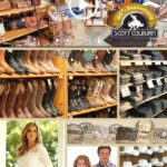 Scott Colburn Boots and Western Wear Storewide Spring Sale