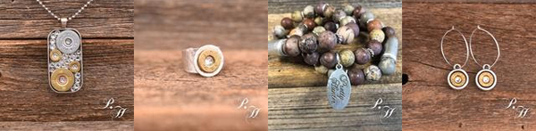 Shotgun shell jewelry