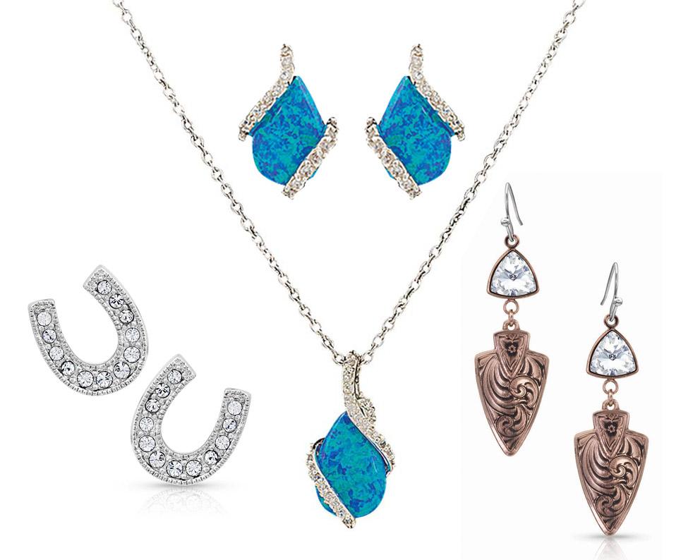 womens western jewelry